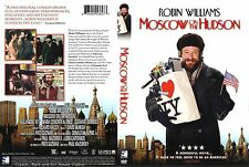 Moscow on the Hudson ~ New DVD 2014 ~ Robin Williams (1984)