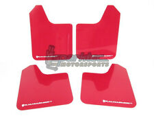 Rally Armor Universal UR Mud Flaps Red with White Logo Car/Truck/SUV ALL NEW