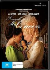Farewell, My Queen DVD - of lesbian interest