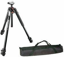 "Manfrotto MT190XPRO3 3 Section Aluminum Tripod Legs w/  35"" Carrying Case"
