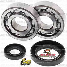 All Balls Crank Shaft Mains Bearings & Seals For Honda CR 250R 1999 99 Motocross