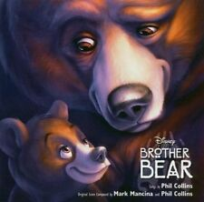 Phil Collins Brother bear (soundtrack, 2003, feat. Tina Turner) [CD]