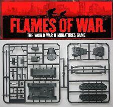 Llamas de la guerra/abrir fuego-Pershing sprue-uso 197