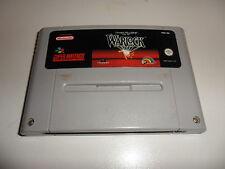 Super Nintendo SNES  Beware The Ultimate Evil of Warlock