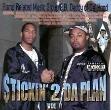 : Stickin 2 Da Plan, Vol. 2  Audio Cassette