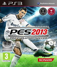 PES 2013: Pro Evolution Soccer - PS3 (Similar a Nuevo en Estado)