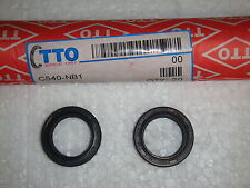 HONDA CT70 CL70 MR50 two NEW  front fork oil seals