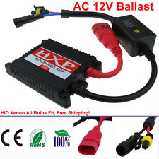 HID/XENON HEADLIGHT/LAMP/BULB/BEAM 55W REPLACEMENT AC12V THICK DIGITAL BALLAST