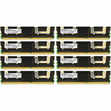 32GB (8x4GB) DELL Precision T5400 T7400 R5400 490 690 DDR2 - 667MHz ECC FB-DIMM