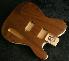Telecaster Body  / Walnut / Alder / HH Tele Guitar Body