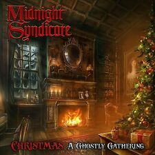 Christmas: A Ghostly Gathering Soundtrack by Midnight Syndicate (Audio CD) XMU