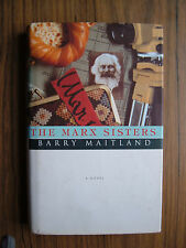 The Marx Sisters by Barry Maitland (Hardback, 1994)