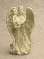 """ángel figura """"ángel con Niño"""" ángel de la guarda Bautizo Nacimiento"""