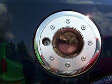 FORD FOCUS Mk1 (98-04)  Chrome Fuel Cap Cover!