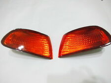 92-95 Civic EG EH 2D 3D Coupe Amber Lens Corner Lights Signal/Parking Lamps CK6