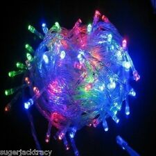 200 LED Fairy String Lights Christmas Wedding Tree Lighting Mood Light 20M MULTI