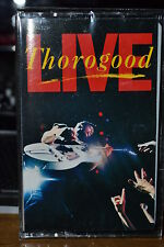 Live by George (Vocals/Guita Thorogood (Cassette, Feb-1989, EMI Music...