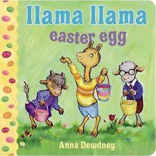 Llama Llama Ser.: Llama Llama Easter Egg by Anna Dewdney (2015, Board Book)