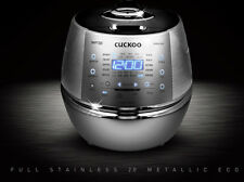 CUCKOO IH CRP-DHR0610FS Pressure Rice Cooker 6 cups 1.08L Premium Full Stainless