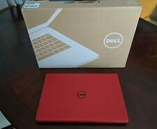 New Dell Inspiron 15 5000 Laptop i5555-1152RED 8GB/1TB/Windows 10 x64 Home