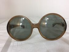 Vintage Cool Ray 220 Polaroid Sunglasses Social Eyes Steampunk