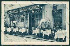 Firenze Città Pubblicitaria cartolina QQ2027