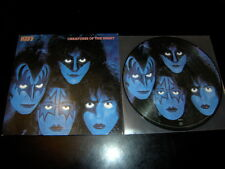 !!! KISS - CREATURES OF THE NIGHT - USA - PICTURE LP / VINYL -   !!!