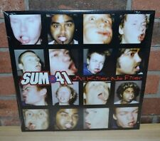 SUM 41 - All Killer No Filler, limited Edition COLORED VINYL New & Sealed!