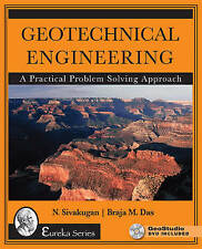 Geotechnical Engineering: A Practical Problem Solving(Int' Ed Paperback)W/CD