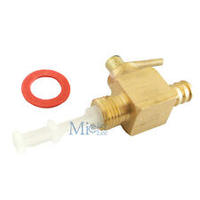 Brass Fuel Valve Petcock Switch For 59cc 60cc 80cc Motorized Bicycle Gas Engine