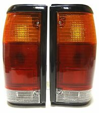 MAZDA B2000 / B2500 1985-1997 Rear tail right+left signal lights lamps set RH+LH