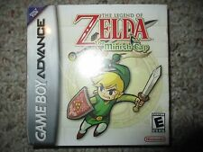 Legend of Zelda: The Minish Cap (Nintendo Game Boy Advance, 2005) NEW Sealed GBA