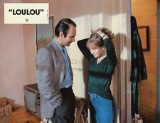 GUY MARCHAND ISABELLE HUPPERT LOULOU MAURICE PIALAT 1979 LOBBY CARD PHOTO #4