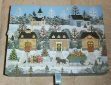 20  New in Box Peter Pauper Press Deluxe Christmas Winter Holiday Greeting Cards