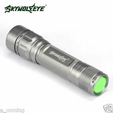 Military 4000 Lumens Focus 3 Modes CREE XML T6 LED 18650 Flashlight Torch Lamp