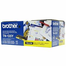 Original Brother TN-135Y TN135y gelb Toner HL-4050 DCP-9040CN neu C