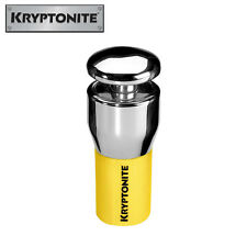 KRYPTONITE HIGH SECURITY MOTORBIKE SCOOTER NEW YORK DISC LOCK 14P & CARRY POUCH