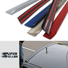 PAINTED VOLKSWAGEN JETTA MK4 REAR BOOT TRUNK LIP SPOILER 05
