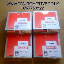 FORD FOCUS C MAX TOURNEO TRANSIT CONNECT 1.8 TDDI TDCI ENGINE PISTON RINGS SET