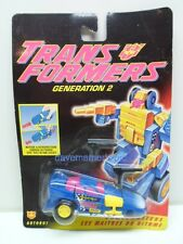 Transformers G2 Hasbro UK Euro Powermasters MEANSTREAK Sealed action figure