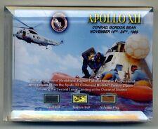 Apollo 12 - Flown to the Moon on Apollo 12!  NASA Memorabilia with documentation