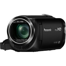 Panasonic HC-W580K HD Camcorder with Wi-Fi, Built-in Multi Scene Twin Camera