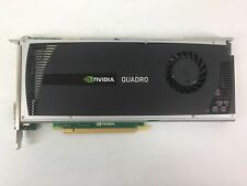 Original Apple Mac Pro NVIDIA Quadro 2000 2GB PCIe Graphics Video Card 2008-2012