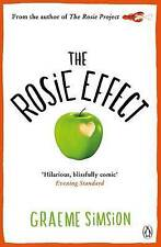 The Rosie Effect: Don Tillman 2, By Simsion, Graeme,in Used but Good condition