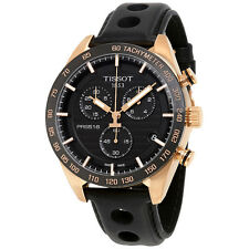 Tissot PRS 516 Chronograph Black Dial Mens Watch T1004173605100