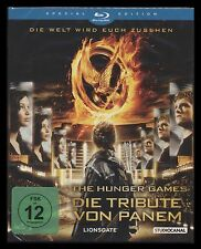 BLU-RAY DIE TRIBUTE VON PANEM - THE HUNGER GAMES - SPECIAL EDITION *** NEU ***