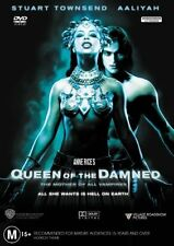 Queen Of The Damned (DVD, 2002)