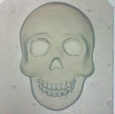 Flexible Mold Skull Resin, Chocolate Or Soap Mould