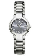 Gucci YA089505 8905 Analog Dark Gray Dial SS Women's Watch