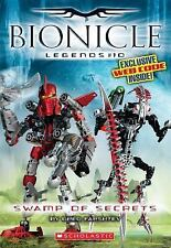 Swamp Of Secrets (Bionicle Legends) by Farshtey, Greg, Good Book